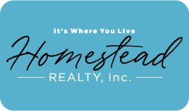 Homestead Realty Business Cards