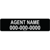 First Weber Agent Name Rider